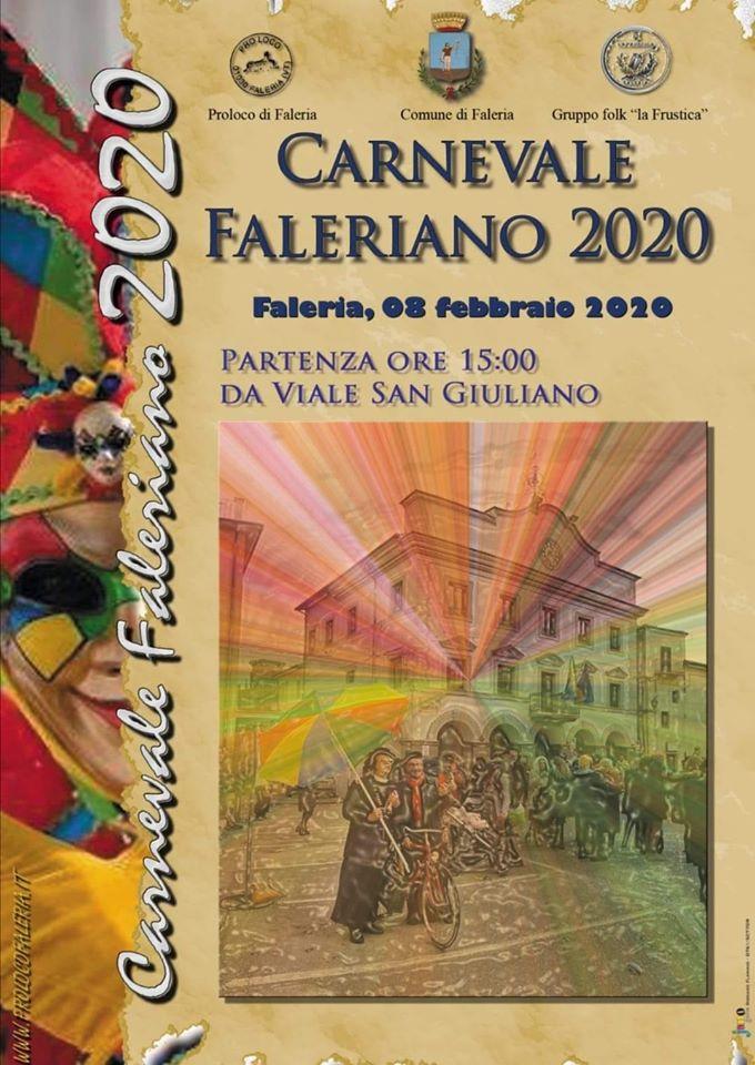 Carnevale Faleriano 2020 - Faleria (VT)