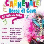 Carnevale a Rocca di Cave 2020