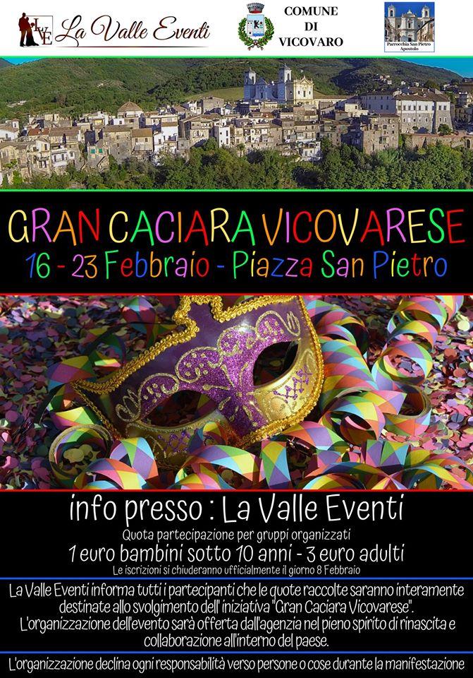 Carnevale 2020 a Vicovaro