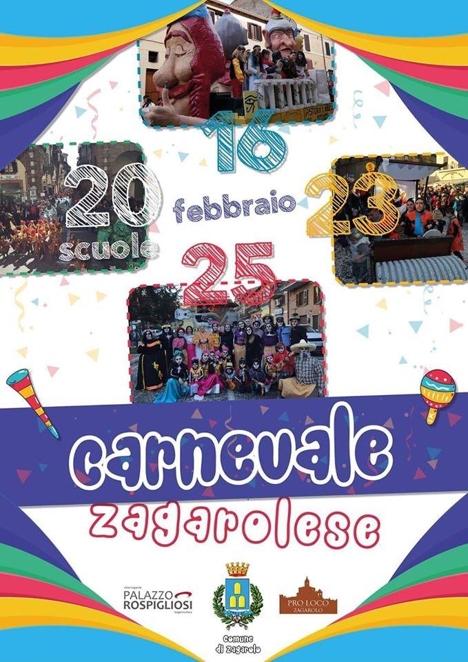 Carnevale Zagarolese 2020 - Zagarolo