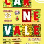 Carnevale Acuto 2020
