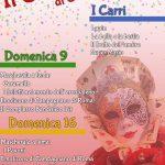 Programma del carnevale 2020 a Campagnano di Roma