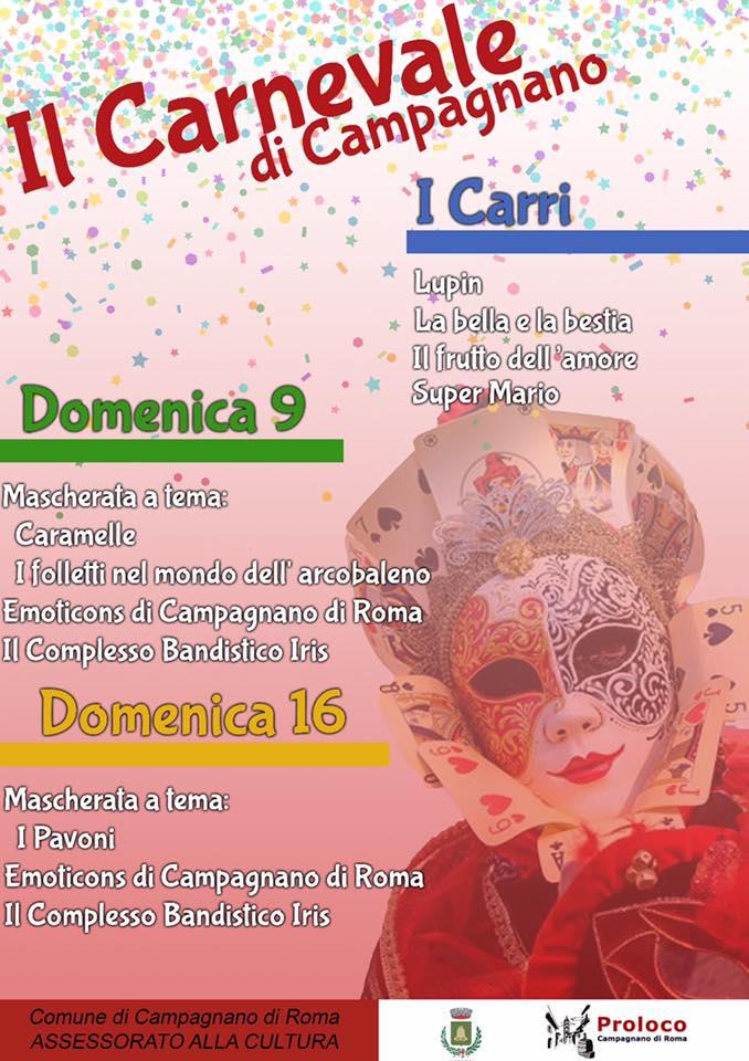 Carnevale 2020 - Campagnano di Roma