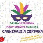 Carnevale 2020 a Cervara di Roma