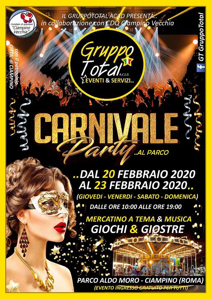 Carnevale Ciampino 2020