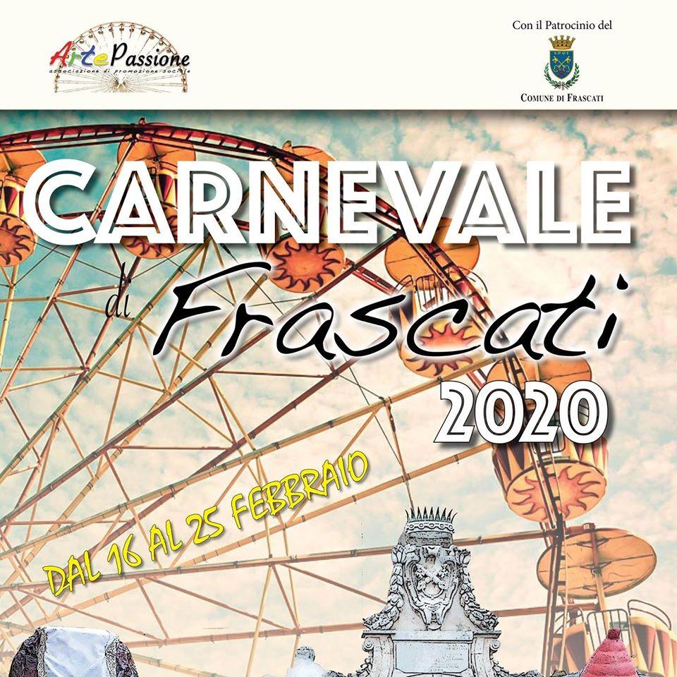 Carnevale 2020 - Frascati