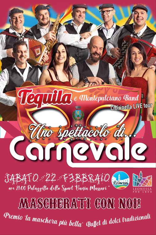 Carnevale 2020 Leonessa (RI)