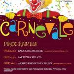 programma del carnevale di Morlupo 2020