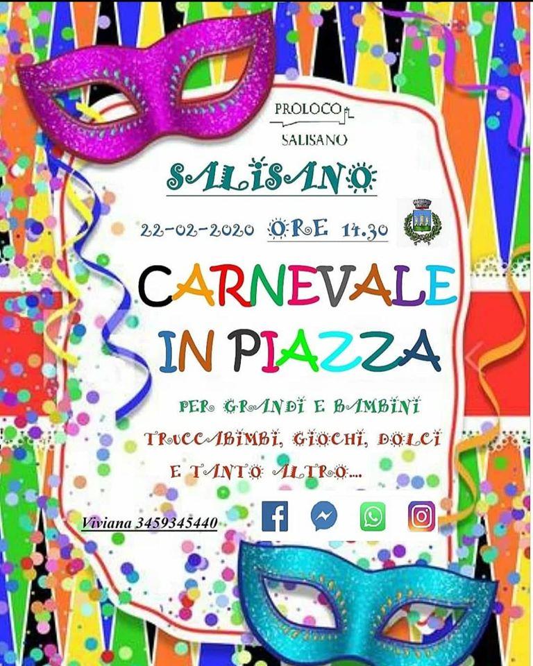 Carnevale 2020 - Salisano (RI)