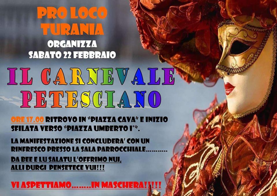 Carnevale 2020 - Turania