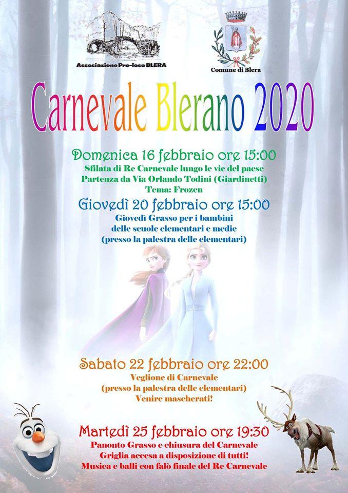 Carnevale Blerano 2020 - Blera (VT)
