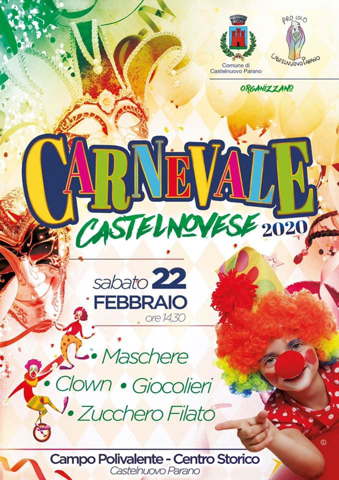 Carnevale 2020 - Castelnuovo Parano (FR)