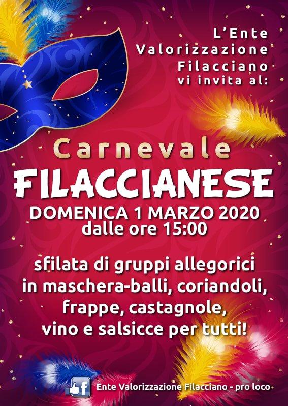 Carnevale 2020 - Filacciano (RM)