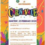 Carnevale 2020 Gavignano