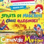 Carnevale 2020 Marta