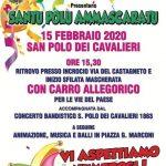 Carnevale 2020 San Polo dei Cavalieri