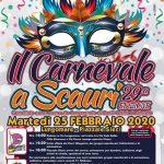 Carnevale Scauri 2020