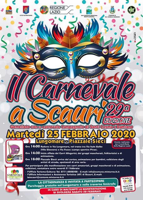 Carnevale 2020 - Scauri (LT)