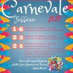 Carnevale Villa San Giovanni in Tuscia 2020