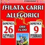 Festa di carnevale 2020 a Vitorchiano