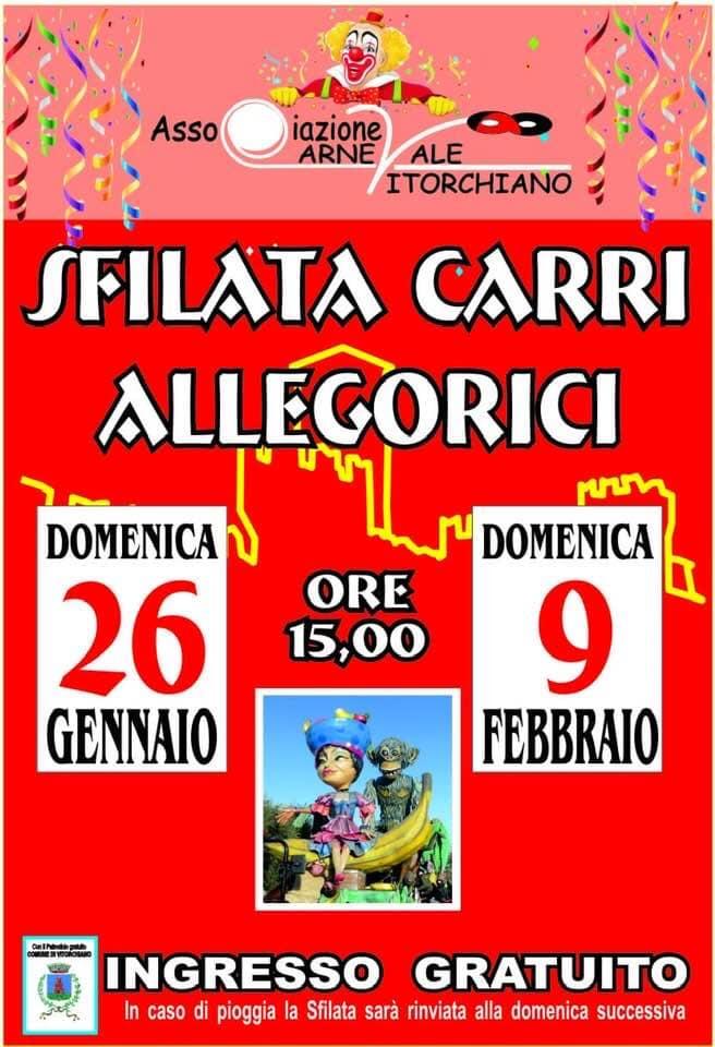 Carnevale 2020 - Vitorchiano