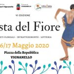 Festa dei fiori 2020 Vignanello