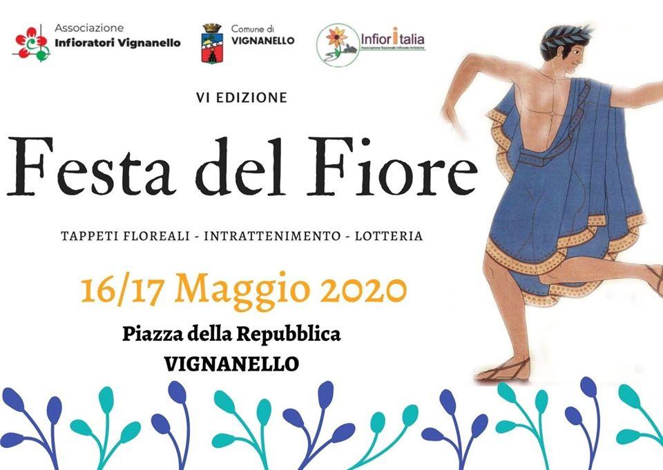 Festa del fiore 2020 - Vignanello (VT)