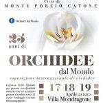Festa delle orchidee 2020