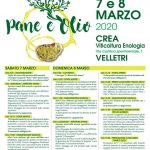 Festa dell'olio Velletri 2020