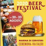 Festa dlela birra a Marina di Cerveteri 2020