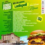 Programma del festival dello Street Food 2020 a Ladispoli