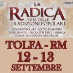 Sagra Tolfa La Radica 2020